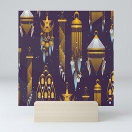 Treasures of India Mini Art Print
