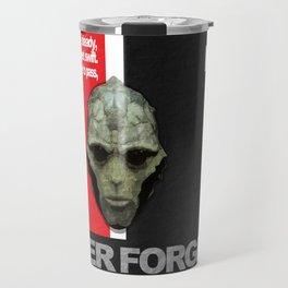 NEVER FORGET - Thane Krios - Mass Effect Travel Mug