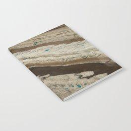 ALASKA III: Ruth Glacier Textures Notebook