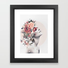 Bloom 7 Framed Art Print