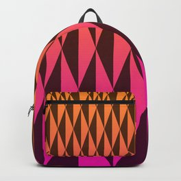 Foreign Wood at Dawn Backpack