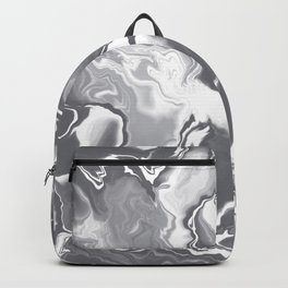 Gray tones series two Backpack