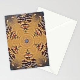 Michaelangelo Turtle Mandala Stationery Cards