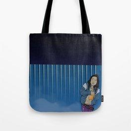 Amy Mat Piah Tote Bag