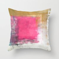 onward Throw Pillows featuring Little spots move onward. by SAMO4PREZ
