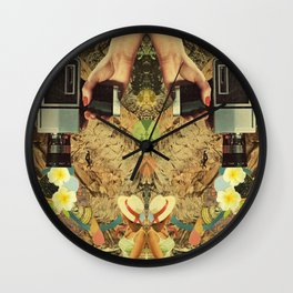 keen Wall Clock