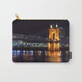 John A. Roebling Bridge Carry-All Pouch