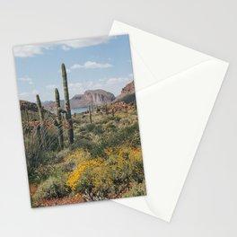 Arizona Spring Stationery Cards