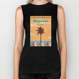 Venice Beach.  Biker Tank