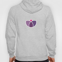 Purple Lotus Hoody