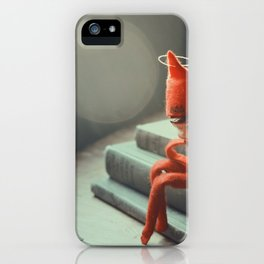 Howard the Christmas Elf iPhone Case