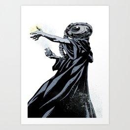 NICOLAS BRONDO ARTS - Lord Morpheus Art Print