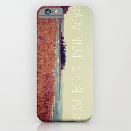 Adventure is Calling #2 iPhone & iPod Case