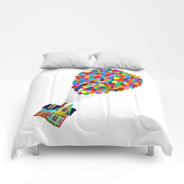 Disney's UP House Comforters