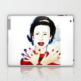 Diana Vreeland Laptop & iPad Skin