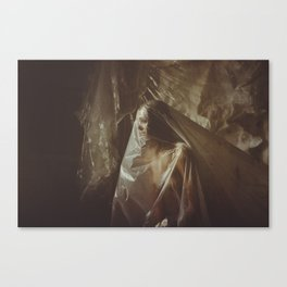 Suffocate-1 Canvas Print
