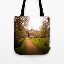 Country Home Goals Tote Bag