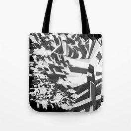 Shades Of Grey Tote Bag