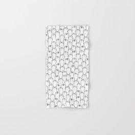 Otter pattern Hand & Bath Towel