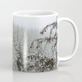 Frosty Forest Coffee Mug