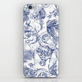 Ocean scene iPhone Skin