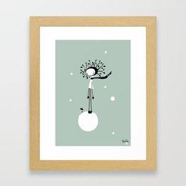 NenatreeFlower Framed Art Print