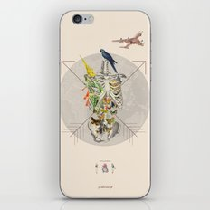 ANTROPOAMORFICO - Love: the pause that refreshes iPhone & iPod Skin