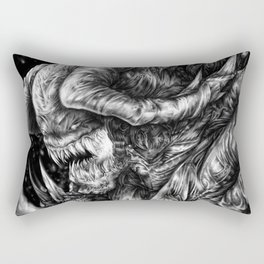Winter Comes Rectangular Pillow