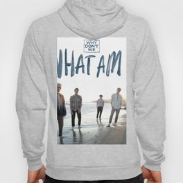WHY DONT WE WHAT AM I TOUR DATES 2019 2020 ASAMJAWA Hoody
