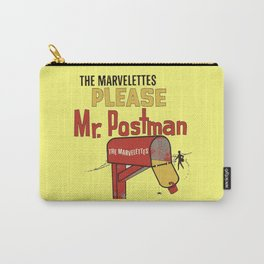 Mr. Postman Carry-All Pouch