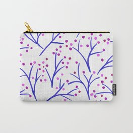 Minimalist Blossom Carry-All Pouch