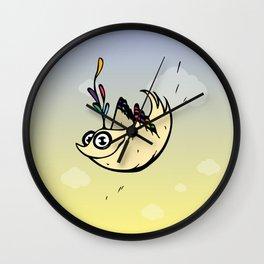 1 Bird  Wall Clock