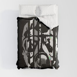 fumes of decay Duvet Cover