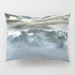 Mist on the Mountain Pillow Sham