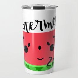 Meatermelon 2018 Travel Mug