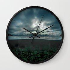 Höstsaga Wall Clock