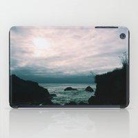 big sur iPad Cases featuring Big Sur by GBret