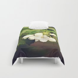 spring blossom. Comforters