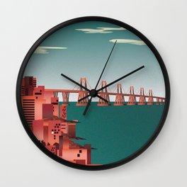 Maracaibo Wall Clock