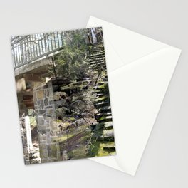 """00:43:24, """"Acquired Aberration"""" series Stationery Cards"""