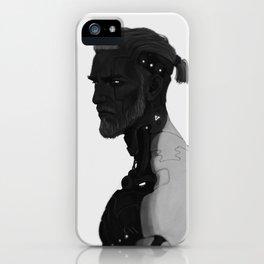 CyberGeralt iPhone Case