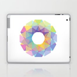 Fig. 036 Colorful Circle Laptop & iPad Skin