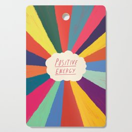 Positive Energy Cutting Board