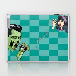 When the Telephone game goes horribly wrong. Laptop & iPad Skin
