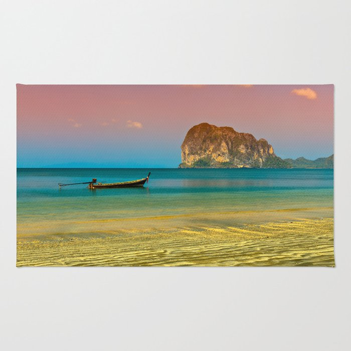 Trang Longboat Rug