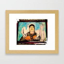 Hallelujah! Framed Art Print