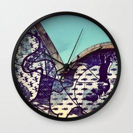 Igreja da Pampulha Wall Clock