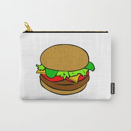 BURGER STYLE Carry-All Pouch