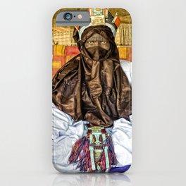 Tuareg elder, Timbuktu, Mali iPhone Case