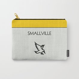 Smallville Monopoly Location Carry-All Pouch